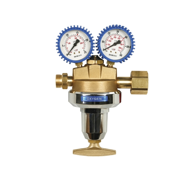 0-15 BAR LOW PRESSURE HIGH FLOW PRESSURE REGULATOR